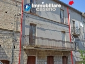 Big town house with land for sale in Casalanguida, Abruzzo 1
