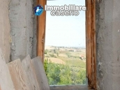 Big town house with land for sale in Casalanguida, Abruzzo 17