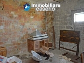Big town house with land for sale in Casalanguida, Abruzzo 32