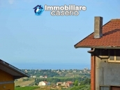 Spacious habitable house for sale with sea view in Monteodorisio, Abruzzo 1