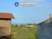 Spacious habitable house for sale with sea view in Monteodorisio, Abruzzo 2