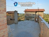 Spacious habitable house for sale with sea view in Monteodorisio, Abruzzo 3