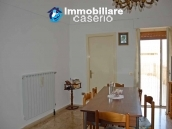 Spacious habitable house for sale with sea view in Monteodorisio, Abruzzo 7