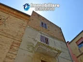 Rustic brick town house for sale near the sea in Monteodorisio, Abruzzo 2