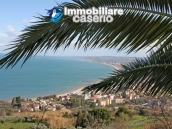 Duplex apartment for sale with sea view in Vasto, Abruzzo 1