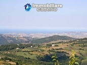 Town house sea view with garden for sale in Palmoli, Abruzzo 1
