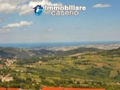 Town house sea view with garden for sale in Palmoli, Abruzzo 2