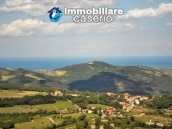 Town house sea view with garden for sale in Palmoli, Abruzzo 3