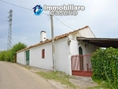 Country house with land and fruit trees for sale near the sea, Abruzzo 1