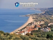 Penthouses with panoramic terrace, by the sea for sale in Abruzzo 1