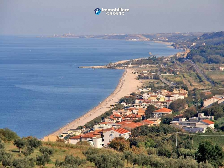 Penthouses with panoramic terrace, by the sea for sale in Abruzzo