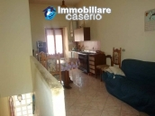 Habitable spacious town house for sale in Furci, Abruzzo 2
