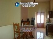 Habitable spacious town house for sale in Furci, Abruzzo 3