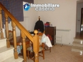 Habitable spacious town house for sale in Furci, Abruzzo 5