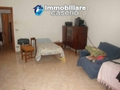 Habitable spacious town house for sale in Furci, Abruzzo 6