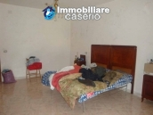 Habitable spacious town house for sale in Furci, Abruzzo 9