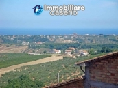Big town haouse habitable and by the sea for sale in Monteodorisio, Abruzzo 1
