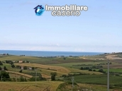 House to finish with sea view for sale in Montenero di Bisaccia, Molise 1