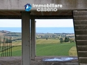 House to finish with sea view for sale in Montenero di Bisaccia, Molise 10
