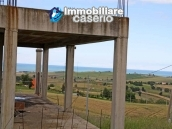 House to finish with sea view for sale in Montenero di Bisaccia, Molise 13