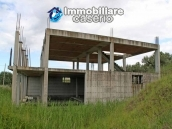 House to finish with sea view for sale in Montenero di Bisaccia, Molise 18