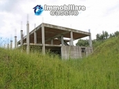 House to finish with sea view for sale in Montenero di Bisaccia, Molise 2