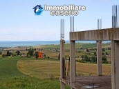 House to finish with sea view for sale in Montenero di Bisaccia, Molise 4