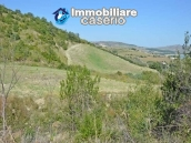 Ruin with 10 hectares of land for sale with sea view, Molise 10