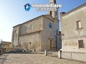 Ruin with 10 hectares of land for sale with sea view, Molise 11