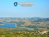 Ruin with 10 hectares of land for sale with sea view, Molise 15
