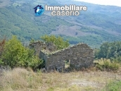 Ruin with 10 hectares of land for sale with sea view, Molise 2