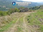 Ruin with 10 hectares of land for sale with sea view, Molise 3