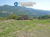 Ruin with 10 hectares of land for sale with sea view, Molise 4