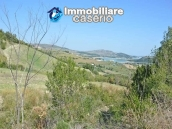 Ruin with 10 hectares of land for sale with sea view, Molise 7