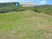 Ruin with 10 hectares of land for sale with sea view, Molise 8