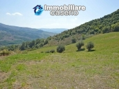 Ruin with 10 hectares of land for sale with sea view, Molise 9