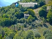 Rustic cottage with lake view for sale in Guardialfiera, Molise 1