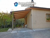 Habitable country houses with olive trees for sale in Guardialfiera, Molise 1