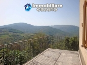 Spacious habitable house with terrace and garden for sale in Abruzzo 12