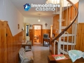 Spacious habitable house with terrace and garden for sale in Abruzzo 5
