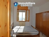 Spacious habitable house with terrace and garden for sale in Abruzzo 9