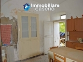 Ancient character house for sale on the Abruzzo's hill 9