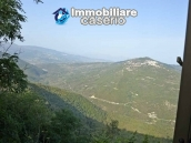 Ancient character house for sale on the Abruzzo's hill 20
