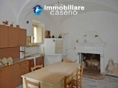 Ancient character house for sale on the Abruzzo's hill 5