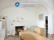 Ancient character house for sale on the Abruzzo's hill 6