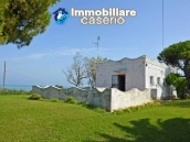 Country house by the sea, wonderful panoramic view for sale in Casalbordino 7