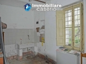 Rural house with charactere for sale with sea view in Casalbordino, Abruzzo 19
