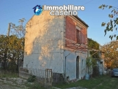 Rural house with charactere for sale with sea view in Casalbordino, Abruzzo 5
