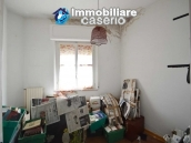 House with garage and panoramic view for sale in Italy, region Abruzzo, village Furci 11