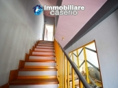 House with garage and panoramic view for sale in Italy, region Abruzzo, village Furci 12